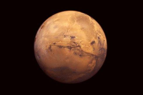 Benarkah Ada Bukti Kehidupan di Mars sejak Tahun 1970?