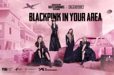 Game PUBG Mobile Jalin Kolaborasi dengan BLACKPINK