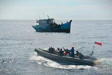 Tangkap 2 Kapal Ikan Asing di Laut Natuna, TNI AL Gunakan KRI Usman Harun dan Terjunkan Tim VBSS