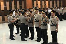 Kapolri Pimpin Sertijab Sejumlah Perwira Tinggi: Condro Kirono, Firli Bahuri, hingga Refdi Andri