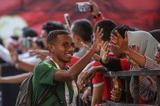 Pemain Timnas U16 Indonesia Pernah Pecahkan Foto Presiden Jokowi
