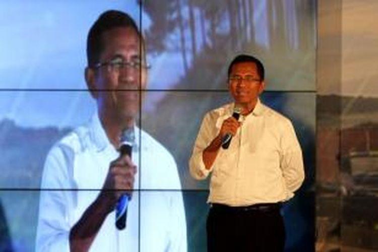Menteri BUMN Dahlan Iskan