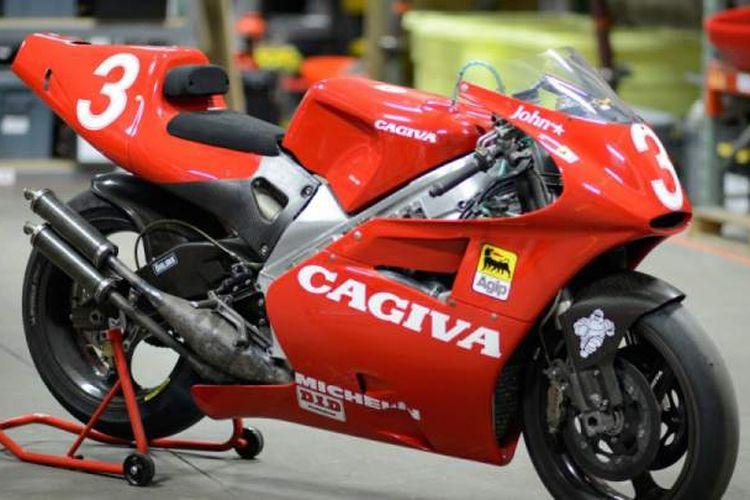 Cagiva V593 GP John Kocinski