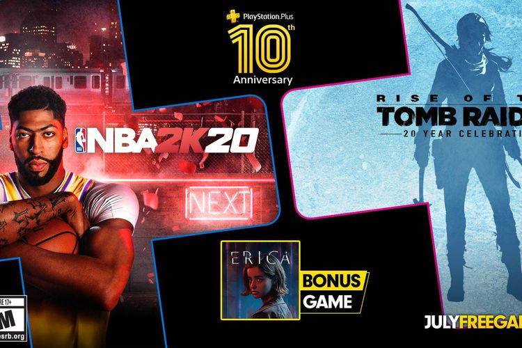 Game gratis PS4 bulan Juli 2020.