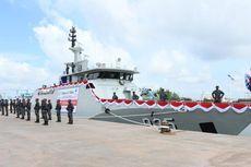 Spesifikasi KRI Pollux-935, Kapal Perang Baru Milik TNI AL Buatan Anak Negeri