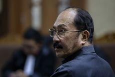 Permintaan Izin Lebaran di Rumah Ditolak Hakim, Fredrich Sumpahi Jaksa