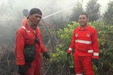Cerita Tim Manggala Agni 3 Jam Dikepung Kabut Asap Saat Pemadamkan Karhutla