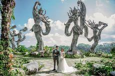 Taman Dedari di Bali, Wisata Baru dengan Kemegahan Puluhan Patung Batu