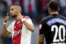 Real Madrid Semakin Sulit Dapatkan Gelandang Ajax