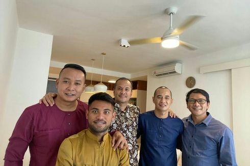 Lebaran di Malaysia, Saddil Ramdani Petik Banyak Hikmah