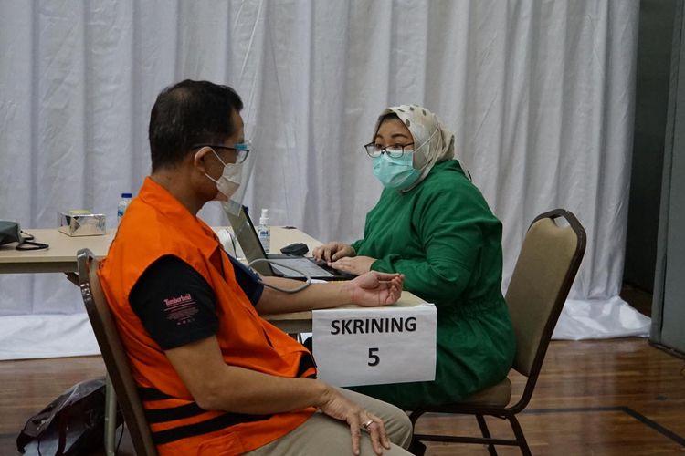 Vaksinasi Tahanan KPK