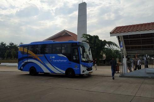 Tarif Atas dan Bawah Mulai Diberlakukan di Dua Koridor Bus Transpatriot