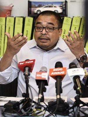 Datuk Shamsubahrin Ismail, pendiri dan pemilik layanan taksi Big Blue di Malaysia. Dia meminta maaf setelah ucapannya yang menyebut Indonesia negara miskin sebagai bagian dari kampanye penolakan atas Gojek menjadi viral.