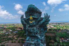 Garuda Wisnu Kencana Tutup Sementara Mulai 1 Februari 2021