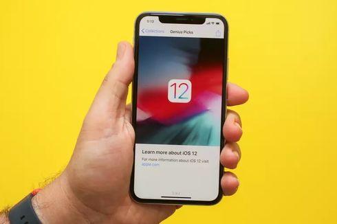 Apple Rilis iOS 12.5.1 untuk iPhone 5s dan iPad Mini 2
