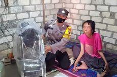 Cerita Bripka Puguh Prasetyo, Bantu Kursi Roda untuk Pemuda yang Lumpuh Selama 25 Tahun