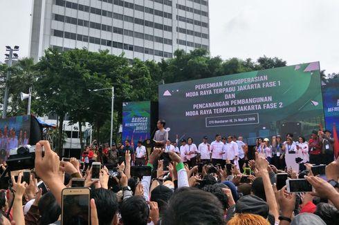 MRT Fase 2 Bundaran HI-Kota Ditargetkan Rampung 2024
