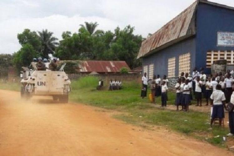 Misi PBB menyatakan sekitar 40 orang tewas dalam kerusuhan di Republik Demokrati (RD) Kongo.