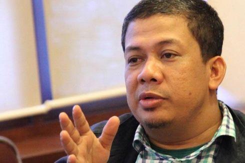 Fahri Hamzah Ingin PKS Jadi Oposisi