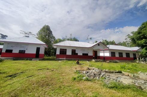Bakti Nusantara Resmikan Asrama Sekolah Anak Pedalaman Papua