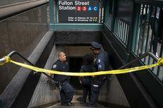 Polisi New York Tangkap Gelandangan yang Gegerkan Stasiun Kereta Bawah Tanah Pakai Rice Cooker