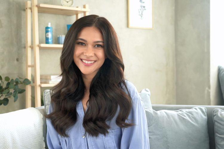 Nana Mirdad menjadi brand ambassador Hair Spa.