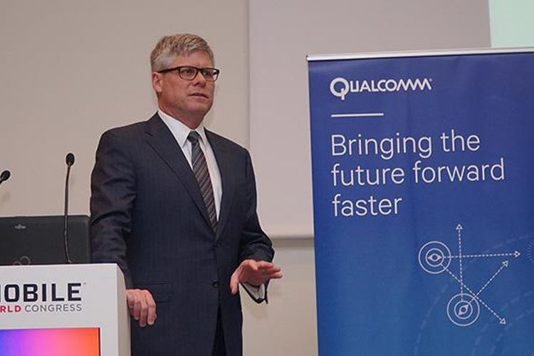 CEO Qualcomm Steve Mollenkopf