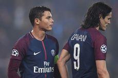PSG Konfirmasi Lepas Cavani dan Thiago Silva pada Akhir Musim