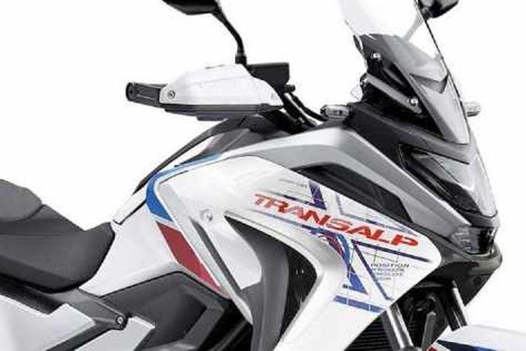 Rendering Honda Transalp