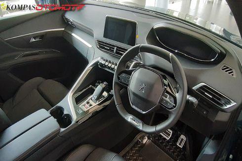 Rasa Kabin Peugeot 5008