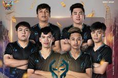 Ini Juara Kompetisi Mobile Legends Asia Tenggara MSC 2021