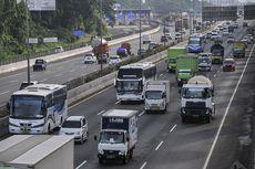 Cegah Angkutan Barang Lewat Tol, Kemenhub Akan Lakukan Penyekatan