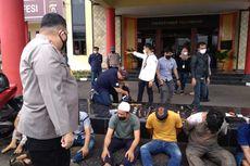 Gerebek Kampung Narkoba, Polisi Diteriaki Maling oleh Warga