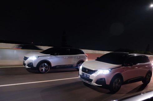Peugeot 3008 dan 5008 Punya Fitur Unggulan Saat Malam Hari