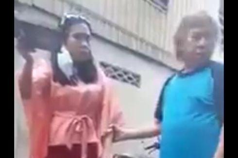Video Viral Wanita Lempar Al Quran di Makassar, Polisi: Pelaku Sudah Diamankan