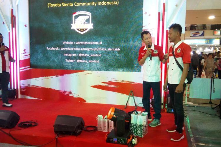 Toyota Sienta Fun Day 2019 di Makassar