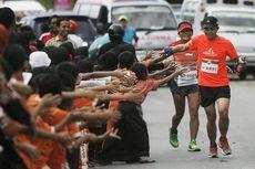 Tambora Challenge 2019, Para Pelari Sudah Lewati Kilometer 40