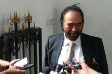 Bertemu Jokowi di Istana, Surya Paloh Singgung Masalah Budi Gunawan