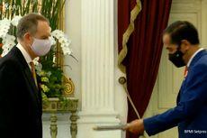 Jokowi Terima Surat Kepercayaan dari Tujuh Dubes Negara Sahabat