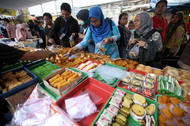 Pasar Benhil Tempat Berburu Menu Buka Puasa Di Jakarta