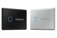 Samsung Rilis SSD dengan Pemindai Sidik Jari