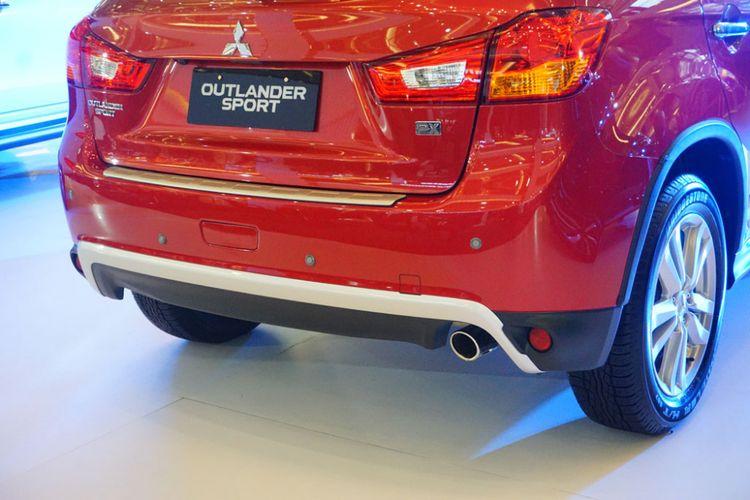 PT Mitsubishi Motors Krama Yudha Sales Indonesia, memperkenalkan pembaruan pada Outlander Sport yang diberi nama Outlander Sport Action. Varian ini  diberikan beberapa aksesori untuk menyegarkan tampilannya.