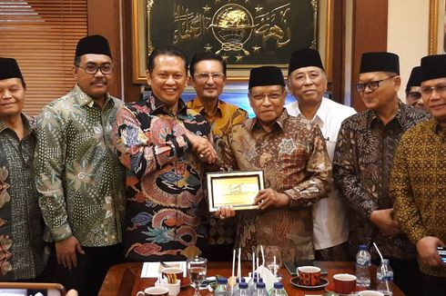 Kepada Pimpinan MPR, PBNU Usul Pilpres Tak Lagi Langsung