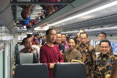 Jokowi Minta Pemprov DKI Subsidi Kereta Bandara Soekarno-Hatta