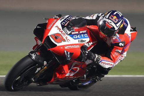 Berapa Rentang Kecepatan Sebuah Motor MotoGP?