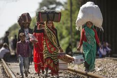 Kereta Api di India Mulai Beroperasi Setelah Mendapatkan Kecaman