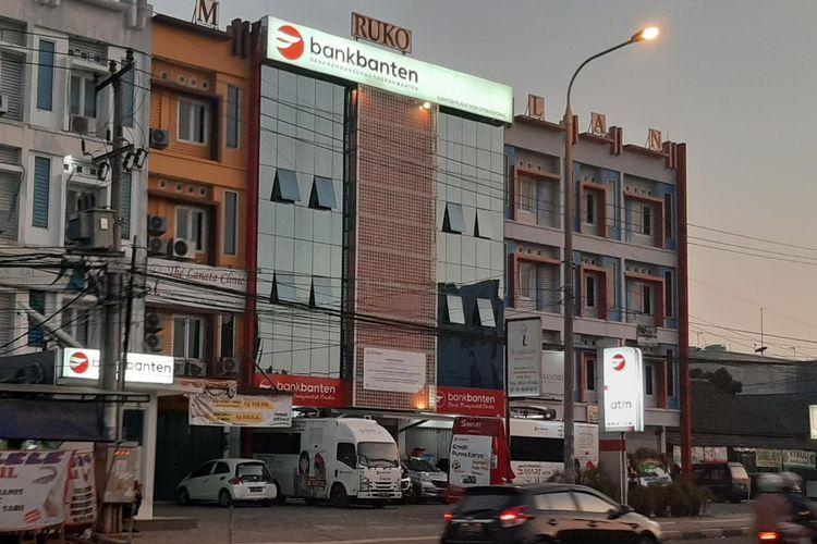 Kantor Bank Banten di Kota Serang