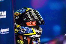 Karel Abraham Tetap Pakai Helm Indonesia di GP Catalunya