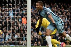 Gabriel Jesus Antarkan Manchester City ke Peringkat Ketiga