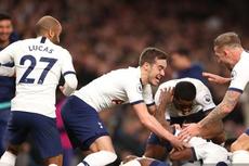 Highlight Tottenham Vs Manchester City, The Spurs Permalukan The Citizens